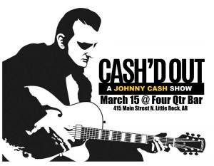 Cash'd Out at Four Quarter Bar