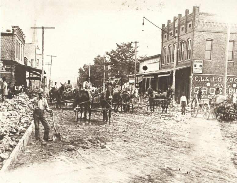 Historic Argenta North Little Rock