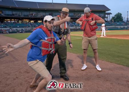 Arkansas Travelers competition