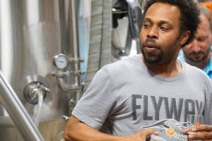Odell Thomas, Flyway Brewing
