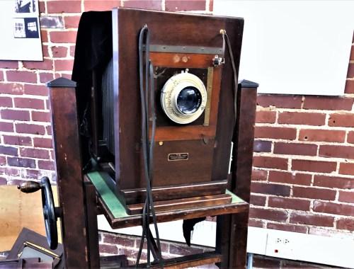 NLR Heritage Center camera