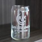 North Little Rock, AR Beer Glass