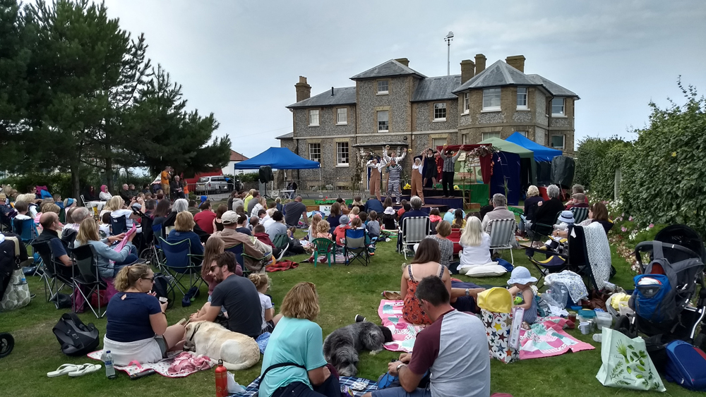 Wind in the Willows - North Lodge Park