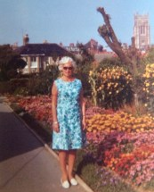 The floral displays of Billy Baker, one of the founder members of Cromer Horticultural Society, were widely praised, as these examples from the early 1960s – thanks again to Hilary Allen.