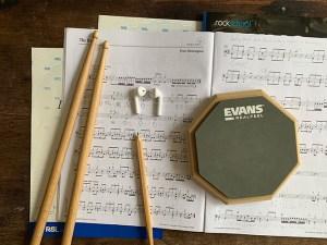 drum exam marks