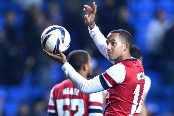 theo hat trick reading
