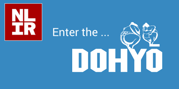 Enter the Dohyo and predict the match scores
