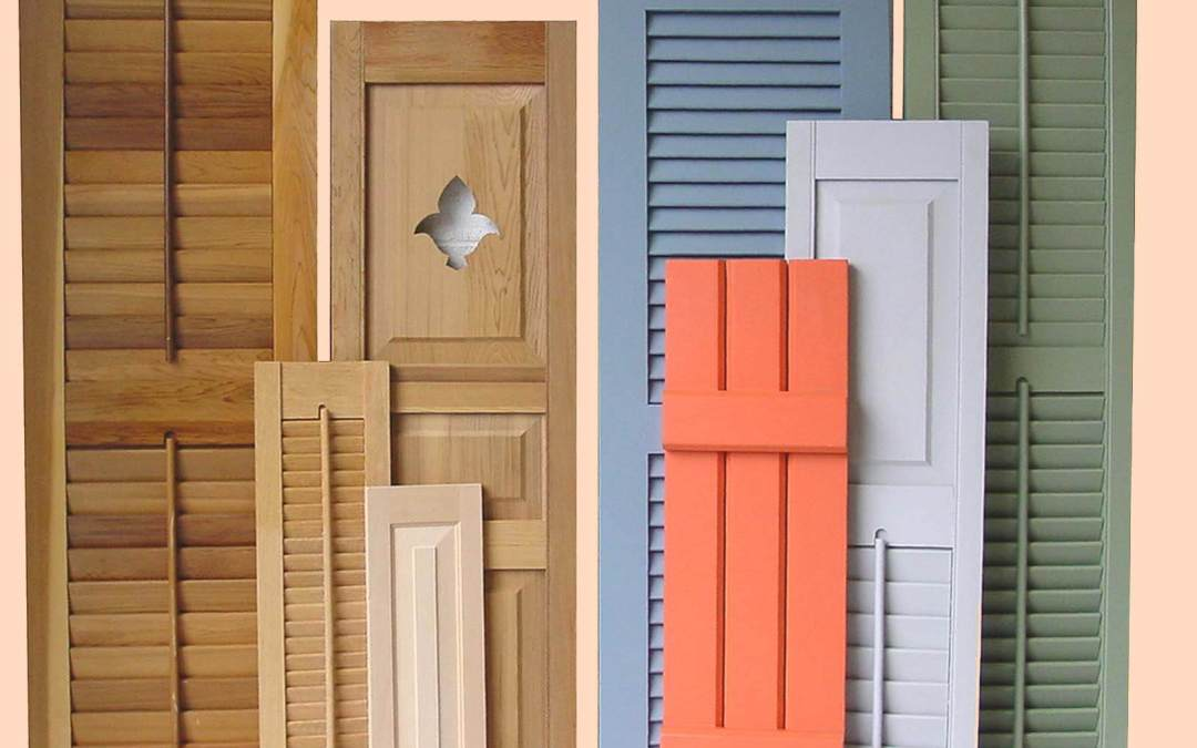 How to Choose your Bespoke Shutters