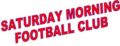 Saturday Morning Football Club