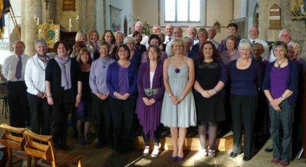 Springtime Songbook Choir