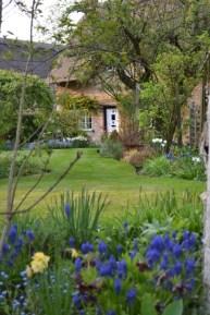 Garden Framed Entrance
