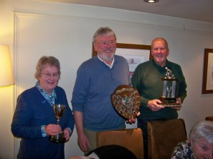 Chater Bowls Prizewinners