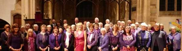 Chater Community Choir Dec 2013