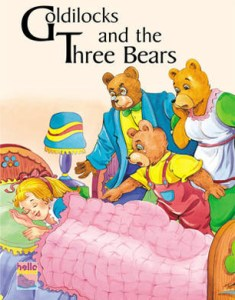 Goldilocks-The-Three-Bears