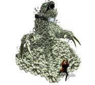 Dollar Monster