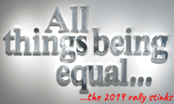 All Things Being Equal