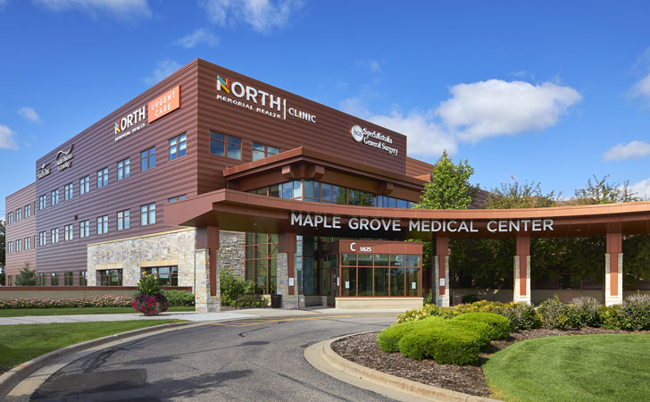 Maple Grove Internal Medicine - North Memorial Health
