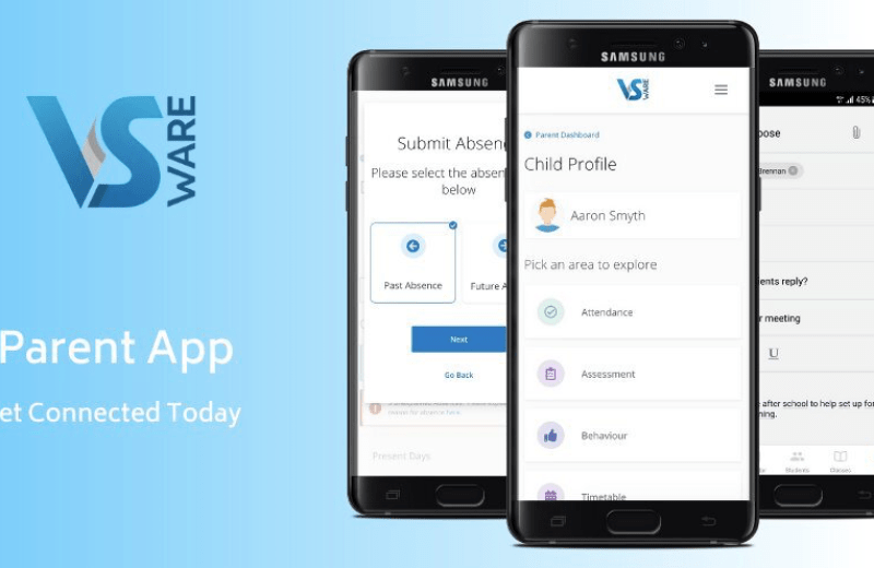 VSWare for Parents/Guardians to launch later this month
