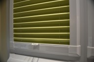 Perfect Fit Pleated window blinds