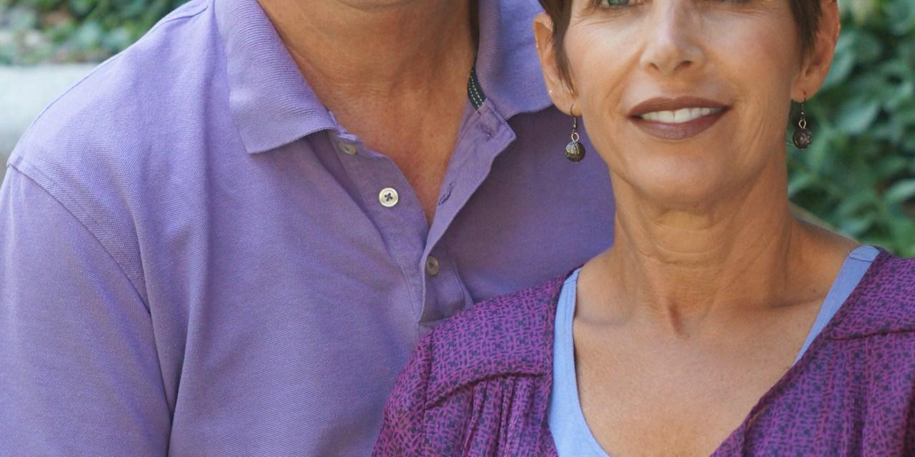 Helping Fight Alzheimer's Bruce and Lee Ann Christensen