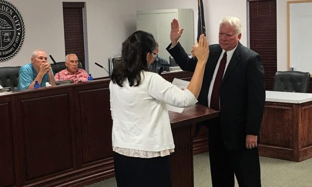 City Council Update: Lance Call is sworn in as the new Chief of Police