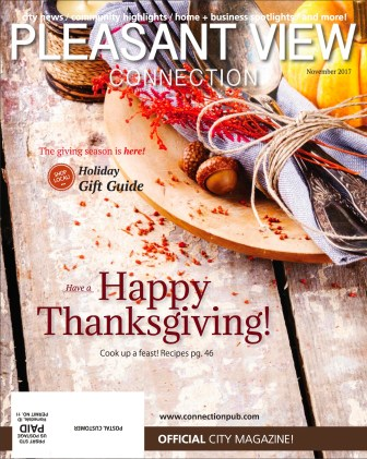 Pleasant View Connection November 2017
