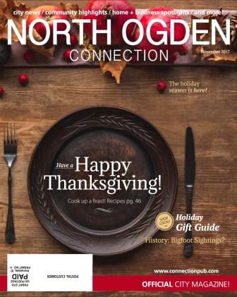 North Ogden Connection November 2017