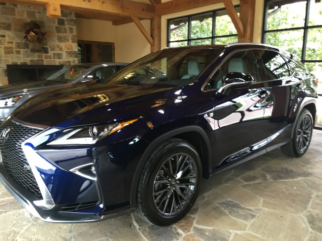 Spotlight Lexus RX F SPORT North Park Lexus At Dominion
