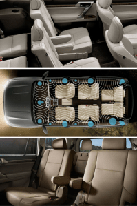 Best Suv With Second Row Captains Chairs.html