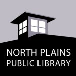 north plains library logo
