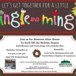 Invitation to Jingle & Mingle