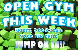 Open Gym @ Open Gym