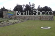 Stockland Northshore Entry Wall