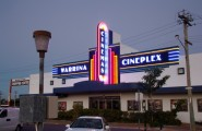 Warrina Cinemas Neon