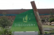 Discovery Wall Sign