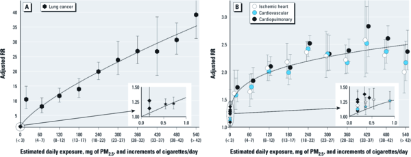 Lung Cancer and Cardiovascular Disease Mortality