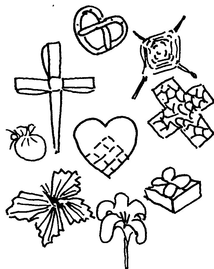 Lent Easter Symbol Workshop
