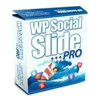 WP Social Slide Pro