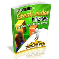 Becoming Great Leader