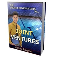 Internet Marketers Joint Ventures Guide