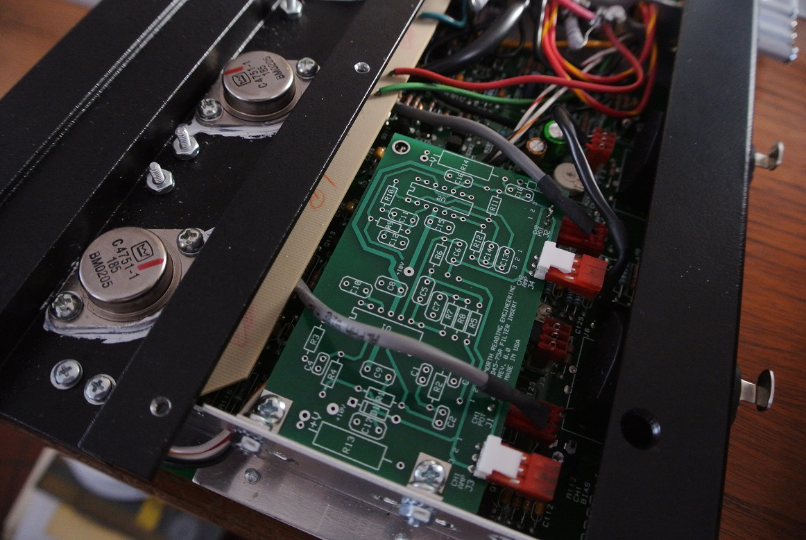 hight resolution of d45 75a reworks vintage crown amplifier repairs and restorations power supply reworks recaps repairs rebuilds including chassis hardware replacement