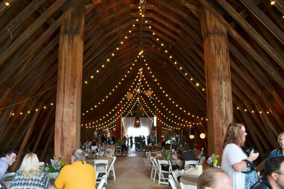 rustic kitchen tables and chairs replace cabinets reception & wedding venue at the iowa north river party barn