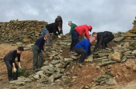Sheepdyke Restoration Project