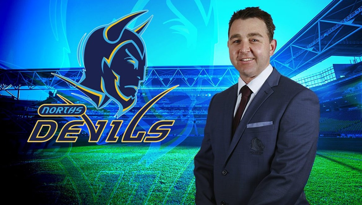 Norths appoint new CEO