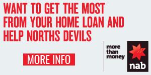 NAB Norths Devils Promotion