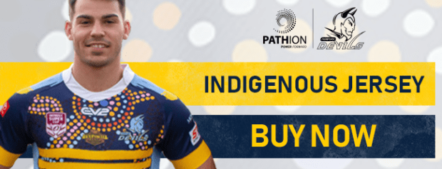 Buy Norths Devils Indigenous Jersey