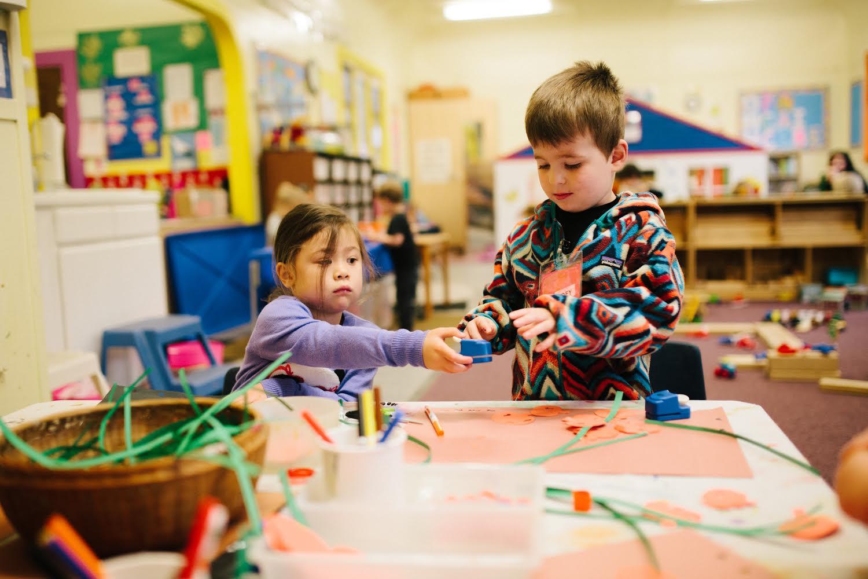 Victory Heights Co-op Preschool