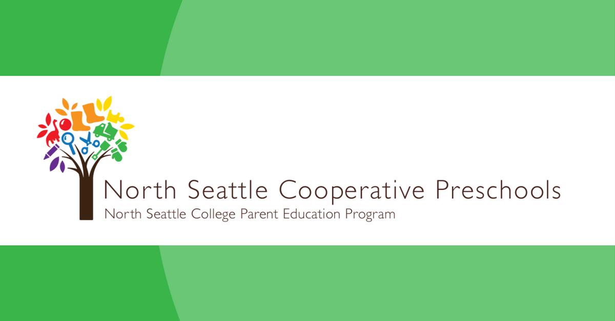 North Seattle Cooperative Preschools North Seattle Cooperative