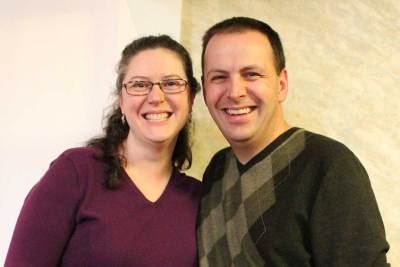 Beth and Mark