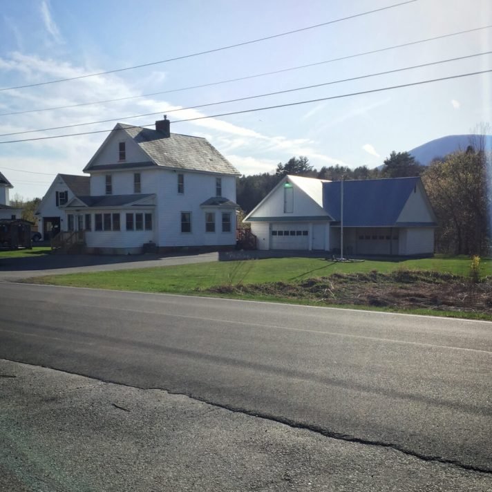 fixer upper home in Manchester, VT
